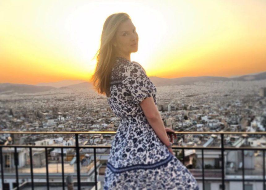 Χριστίνα Αλούπη: Βόλτα με τους άντρες της ζωής της! [pics] | tlife.gr