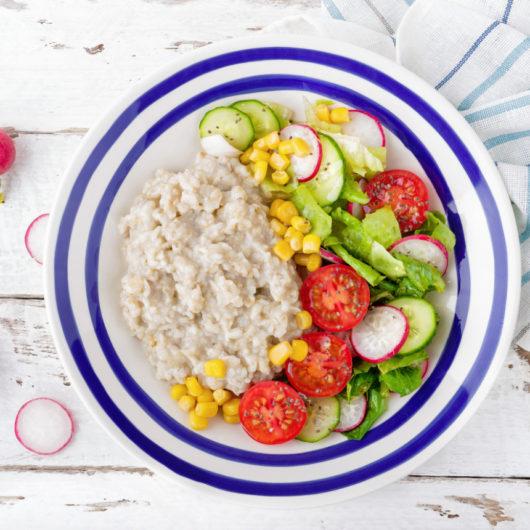 Συνταγή για βρώμη με άρωμα Μεσογείου | tlife.gr