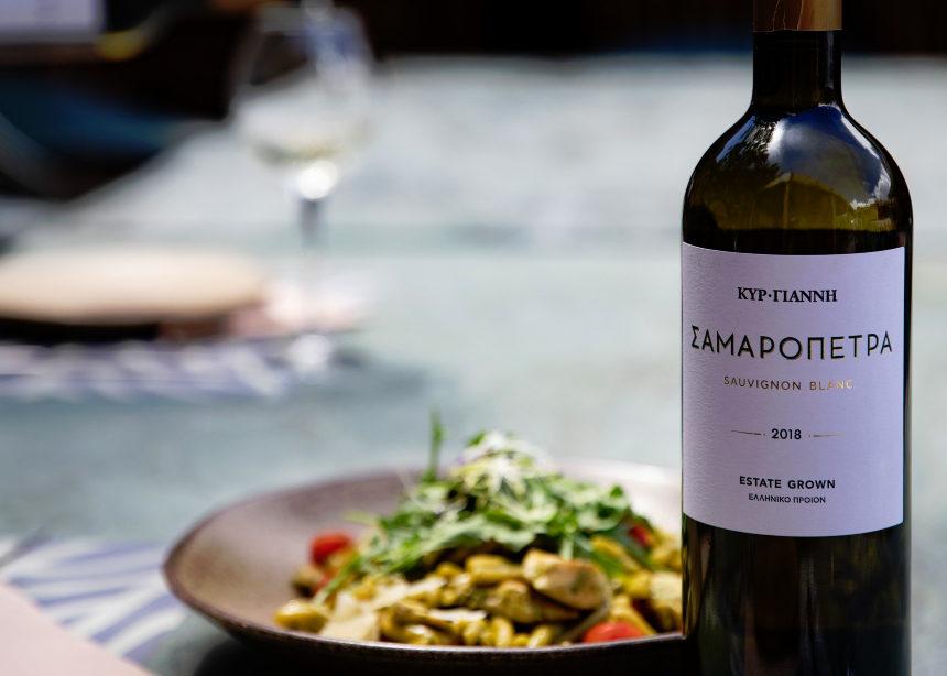 Καλό κρασί, lounge μουσική και υπέροχες γεύσεις! Τι άλλο θέλει ένα κορίτσι για να είναι ευτυχισμένο; | tlife.gr