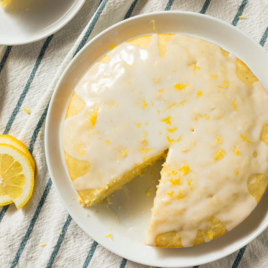 Συνταγή για κέικ λεμόνι | tlife.gr