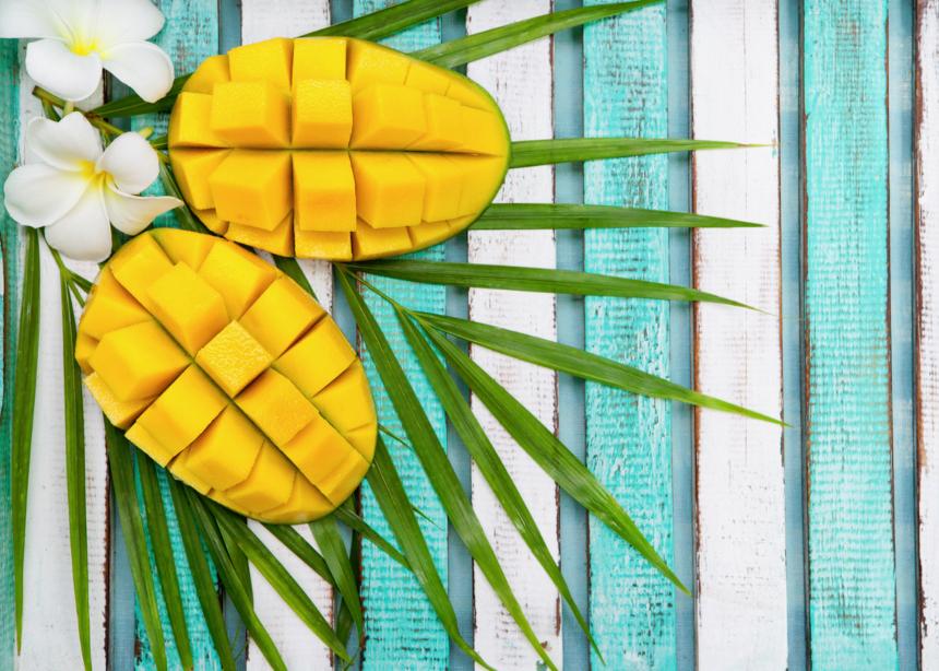 5 τρόποι για να καθαρίσεις ένα μάνγκο