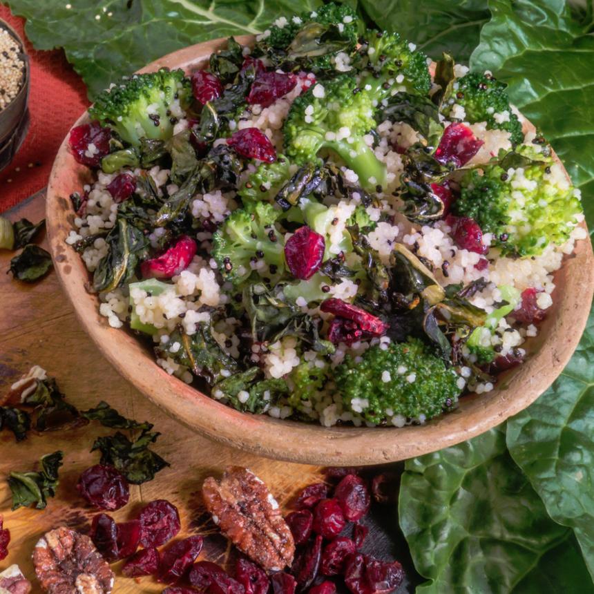 Συνταγή για την πιο καλοκαιρινή σαλάτα