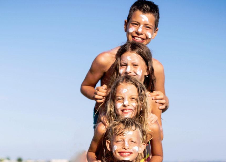 Αντιηλιακό στα παιδιά: Προσοχή μην κάνεις αυτά τα λάθη   tlife.gr