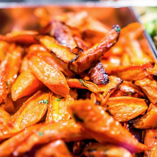 Συνταγή για τραγανά στικς καρότων | tlife.gr