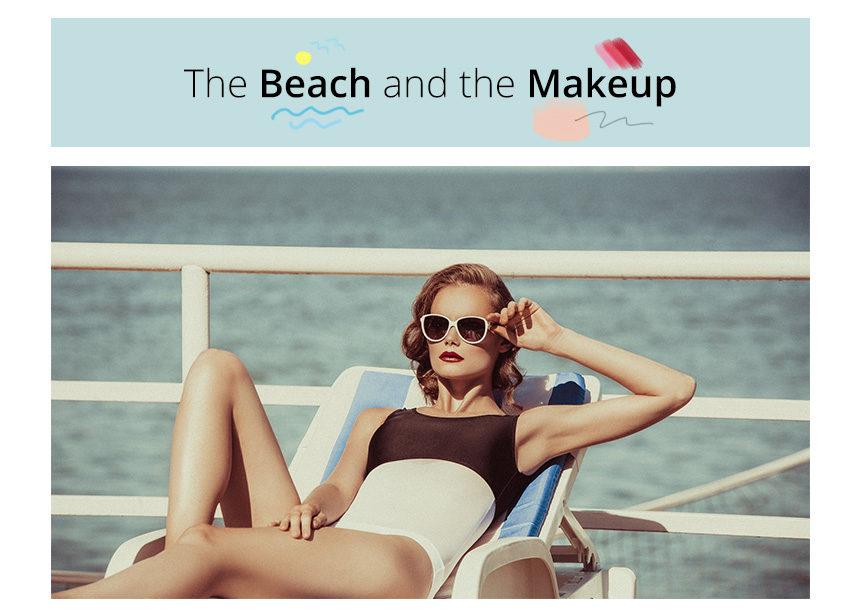 Ώστε θέλεις να βάφεσαι στην παραλία! Έξι tips για να το κάνεις σωστά! | tlife.gr