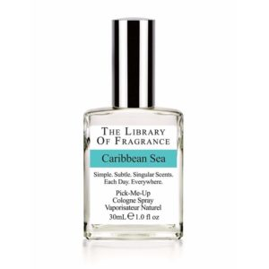 The Library of Fragrance Caribbean Sea