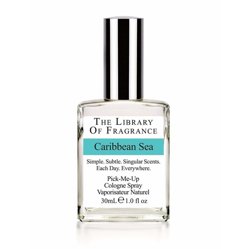 The Library of Fragrance Caribbean Sea | tlife.gr