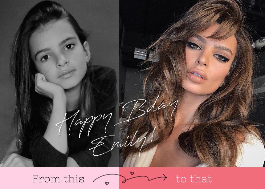 Happy Bday Emrata! Δέκα φορές που προσέξαμε περισσότερο το μακιγιάζ της από ότι το σώμα της! | tlife.gr