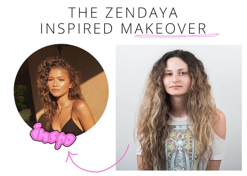 Γι'αυτή τη μεταμόρφωση αντλήσαμε έμπνευση από την Zendaya! | tlife.gr
