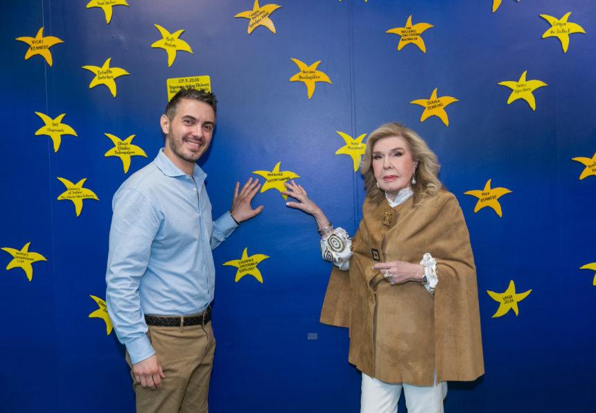 Ο Μιχάλης Χατζηγιάννης ανακηρύχθηκε «Καλλιτέχνης για την Ελπίδα 2019-2021»! Φωτογραφίες   tlife.gr