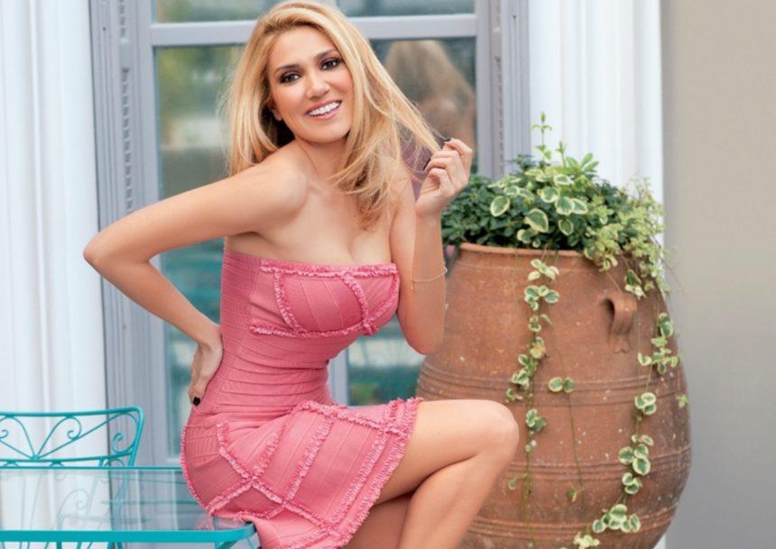 Έλενα Παπαβασιλείου: Αποκάλυψε πόσα κιλά ζυγίζει!   tlife.gr