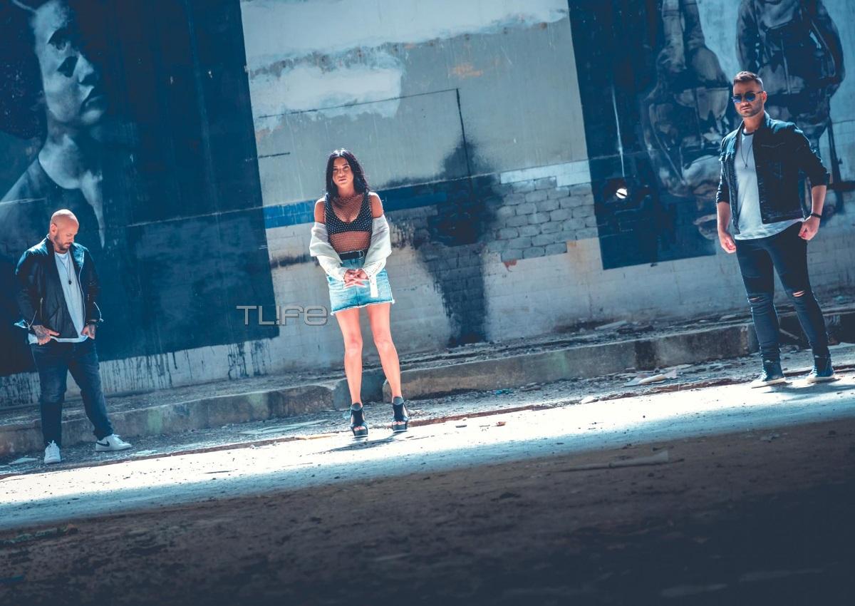 REC: Το TLIFE στα γυρίσματα του video clip για το νέο τους summer hit! Αποκλειστικές φωτογραφίες