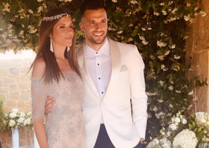 Ανδρέας Σάμαρης – Εύα Δελλή: Παντρεύτηκαν και βάφτισαν τα παιδιά τους! [pics]   tlife.gr