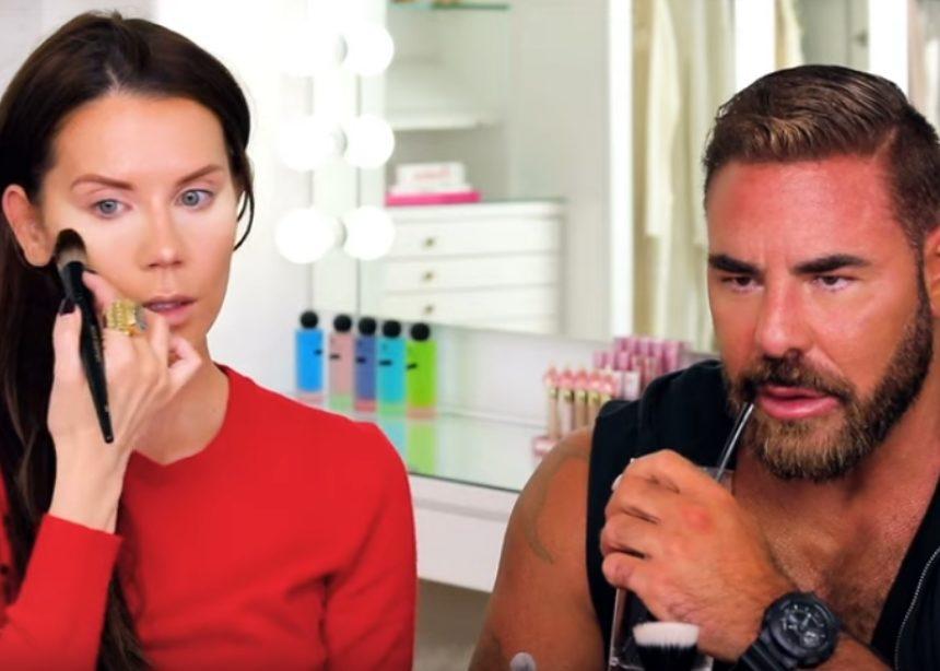 Ο προσωπικός makeup artist της JLO ξανακάνει βίντεο με την Tati! | tlife.gr