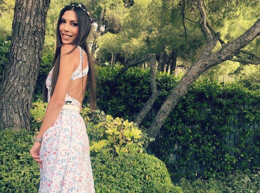 Ιωάννα Μπούκη: Η σύζυγος του Αντώνη Σρόιτερ «λιώνει» στη γυμναστική!