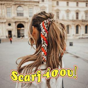 Πώς να φορέσεις τα μαντήλια στα μαλλιά σου!