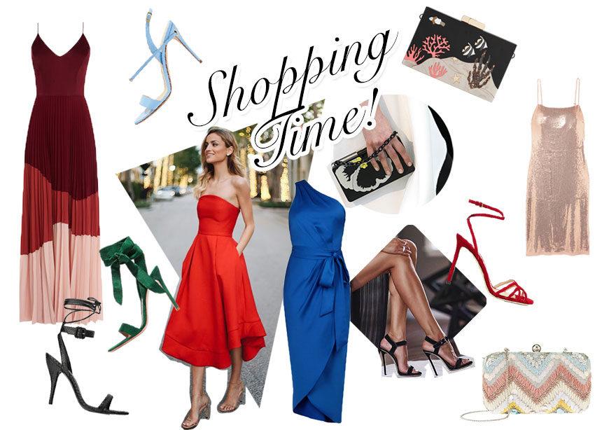 Καλεσμένη σε γάμο: Φορέματα, πέδιλα και clutch για να έχεις μία κομψή εμφάνιση! | tlife.gr