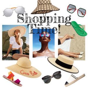 Πάμε παραλία: Τι παπούτσια, καπέλο και γυαλιά θα φορέσεις ώστε να έχεις το τέλειο beach look!