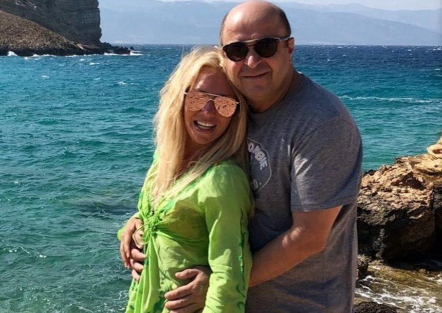 Έλενα Τσαβαλιά: Η φωτογραφία με τον Μάρκο Σεφερλή και το τρυφερό μήνυμα για την 10η επέτειο γάμου τους!