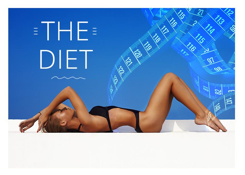 Summer Diet! Θα χάσεις κιλά, θα ενυδατώσεις την επιδερμίδα σου και θα είσαι έτοιμη για ηλιοθεραπεία