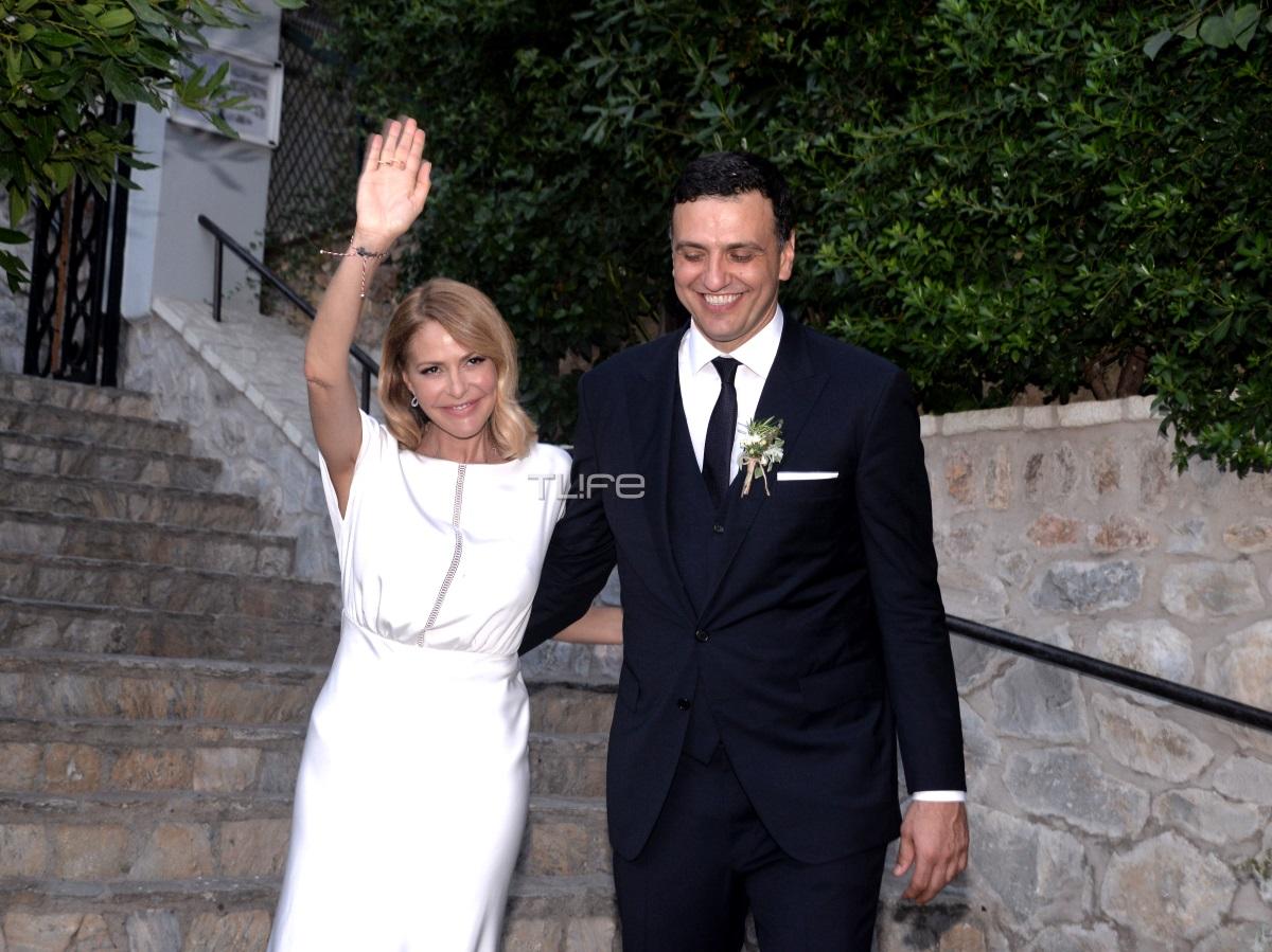 Τζένη Μπαλατσινού – Βασίλης Κικίλιας: 10 φωτογραφίες που δεν είδες από τον παραμυθένιο γάμο τους!