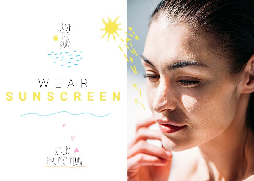 Sunscreen VS Sunblock και πέντε ακόμη πράγματα που πρέπει (επιτέλους!) να μάθεις για το αντηλιακό σου!