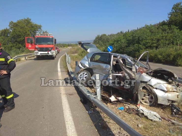 Πέθανε η 15χρονη μετά το σοβαρό τροχαίο στην Αταλάντη | tlife.gr