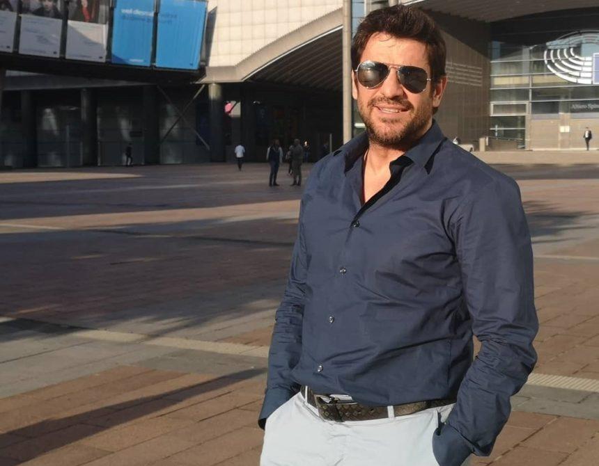 Αλέξης Γεωργούλης: Η περίοδος προσαρμογής στο Ευρωπαϊκό Κοινοβούλιο συνεχίζεται! Φωτογραφίες   tlife.gr