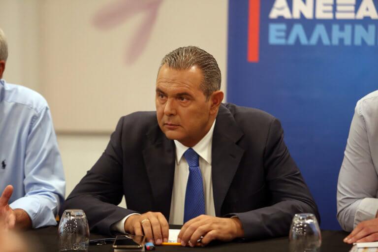 Ο Πάνος Καμμένος ανακοίνωσε πως δεν θα είναι υποψήφιος στις εκλογές | tlife.gr