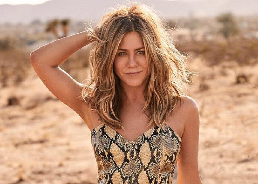 Δερμάτινο φόρεμα το καλοκαίρι; H Jennifer Aniston σου δείχνει πως να το φορέσεις! | tlife.gr