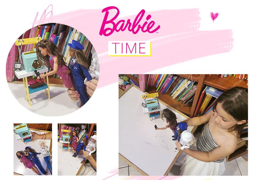 Η Barbie, η 6χρονη ανιψιά μου και …τα αυτονόητα όνειρα!