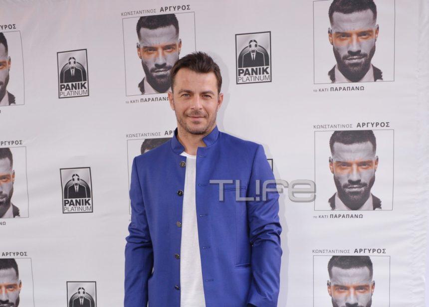 Γιώργος Αγγελόπουλος: Σε κοσμικό event μετά το τέλος των γυρισμάτων του «Τατουάζ»! | tlife.gr