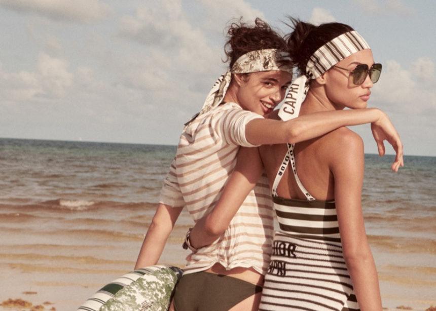 Θες έμπνευση για το τι θα βάλεις σήμερα στην παραλία; Δες την νέα campaign του Dior! | tlife.gr