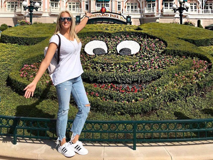 Έλενα Ασημακοπούλου: Οικογενειακή εξόρμηση στην Disneyland στο Παρίσι! [pics]   tlife.gr
