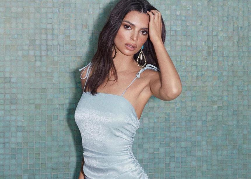 Η Emily Ratajkowski μόλις λάνσαρε την πιο sexy σειρά ρούχων! | tlife.gr