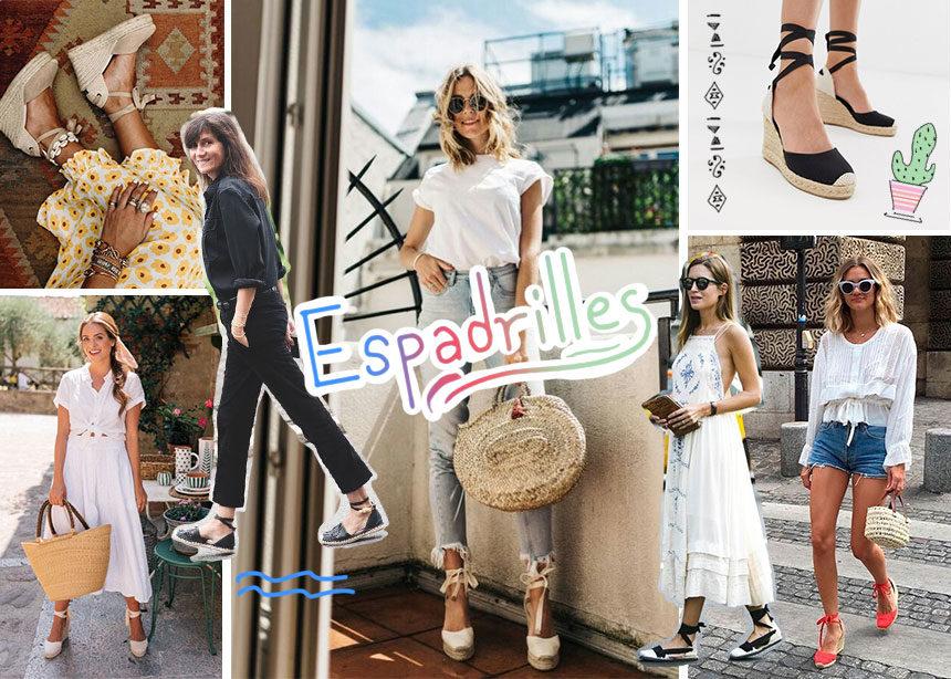 Εσπαντρίγιες: Δες πώς θα τις φορέσεις στιλάτα αυτό το καλοκαίρι! | tlife.gr