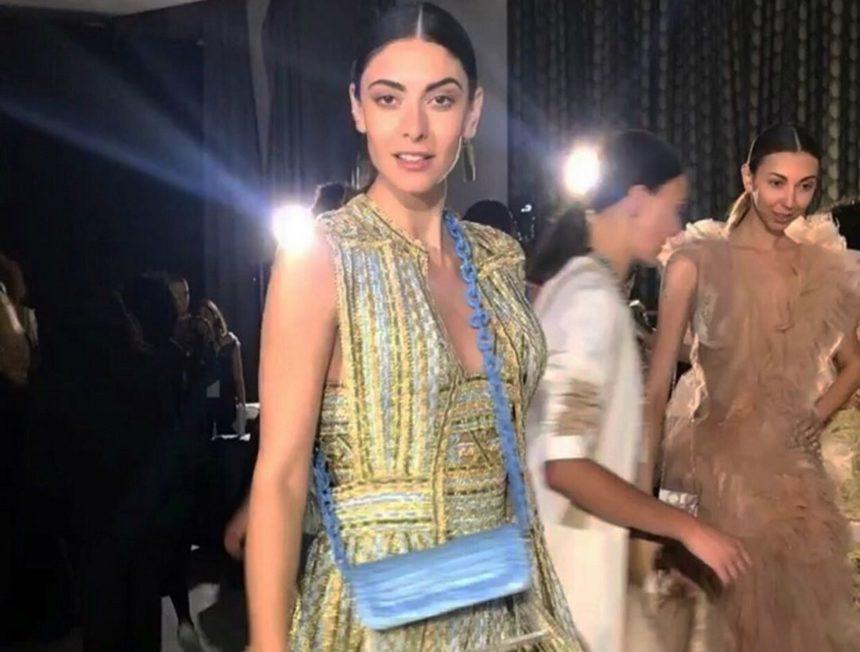 Εύη Ιωαννίδου: Εντυπωσιακή εμφάνιση στην πασαρέλα σε fashion show στη Μπολόνια | tlife.gr