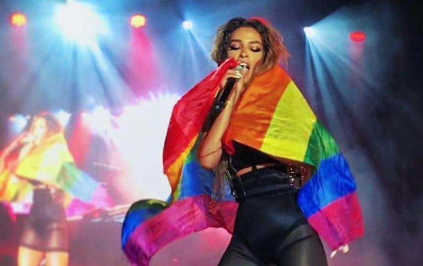 Η Ελένη Φουρέιρα, μαγεύει τα gay pride της Ευρώπης! H εμφάνισή της στην Αθήνα (video) | tlife.gr