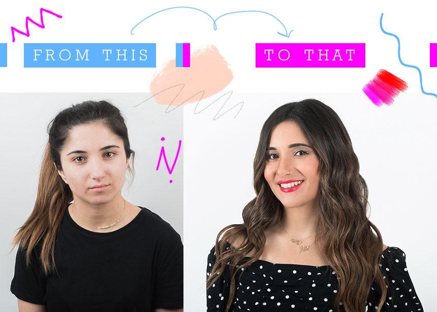 Αυτό το makeover είναι ένα από τα πιο εντυπωσιακά! Δες βήμα- βήμα την αλλαγή! | tlife.gr