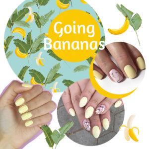 Banana nails: δέκα ιδέες για το επόμενό σου μανικιούρ!