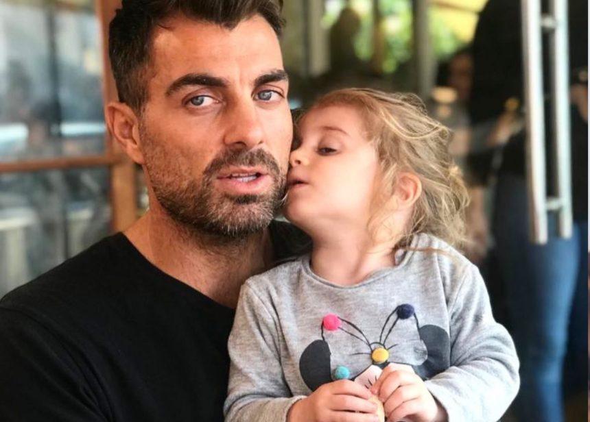 Στέλιος Χανταμπάκης: Η κόρη του Μαλένα…  ροκάρει! [video] | tlife.gr