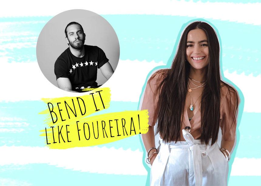 Ζήτησα από τον hair stylist της Ελένης Φουρέιρα, Χρήστο Μπαϊραμπά, να με χτενίσει όπως εκείνη και πρέπει να δεις το μετά! | tlife.gr