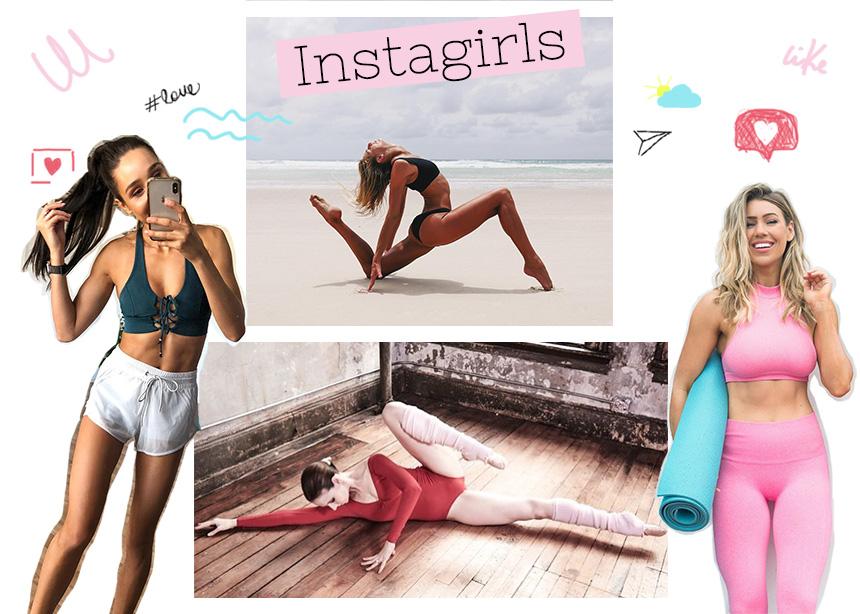 Ψάχνεις έμπνευση για να γυμναστείς; Σου βρήκαμε τα πιο καλλίγραμμα κορίτσια του instagram