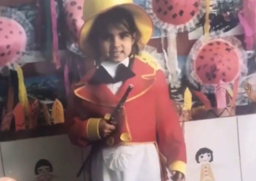 Το χαριτωμένο κοριτσάκι της φωτογραφίας είναι Ελληνίδα παρουσιάστρια – Την αναγνωρίζεις;   tlife.gr