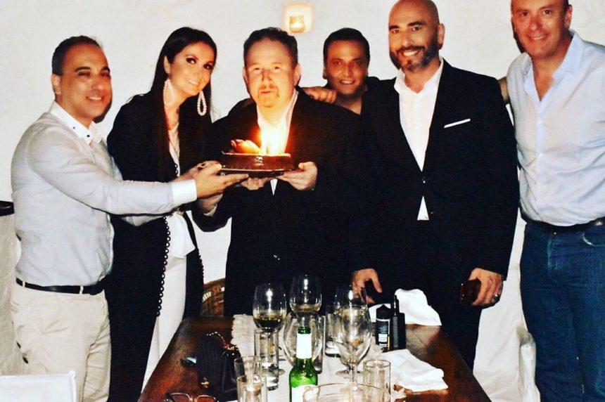 Γιάννης Παπαμιχαήλ: Γιόρτασε τα γενέθλιά του μαζί με καλούς του φίλους! [pics] | tlife.gr