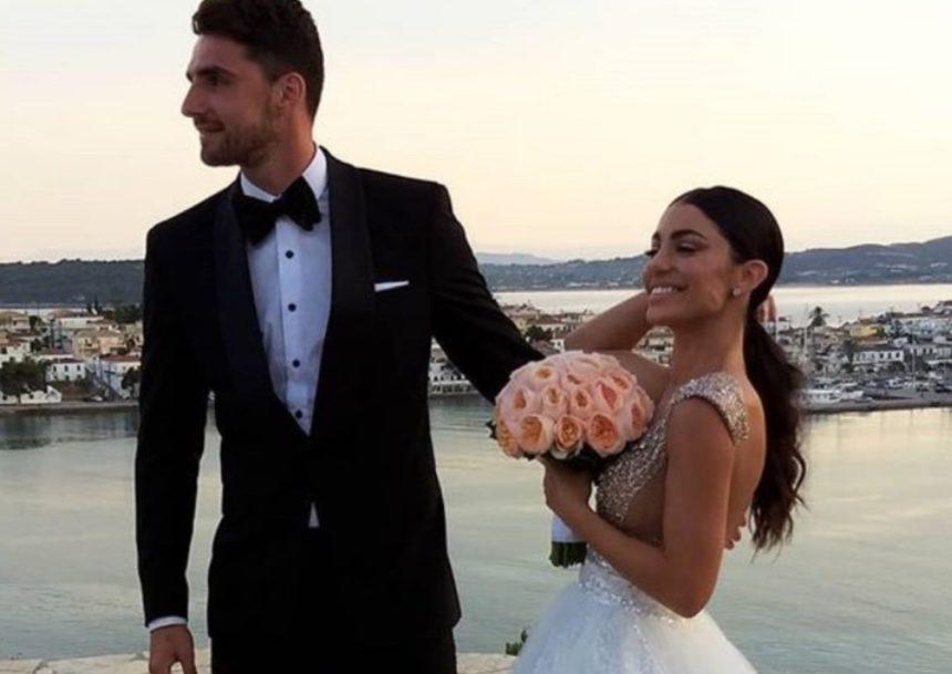 Στέφανος Καπίνο – Μιρκέτα Βιδάλη: Παντρεύτηκαν! Φωτογραφίες και βίντεο από τον παραμυθένιο γάμο τους | tlife.gr