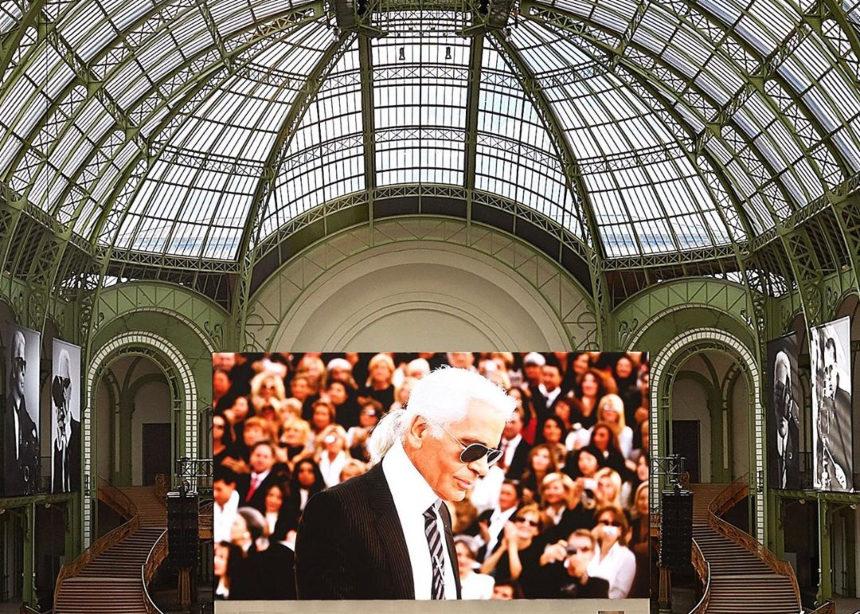 H Chanel τιμά τον Κarl Lagerfeld | tlife.gr