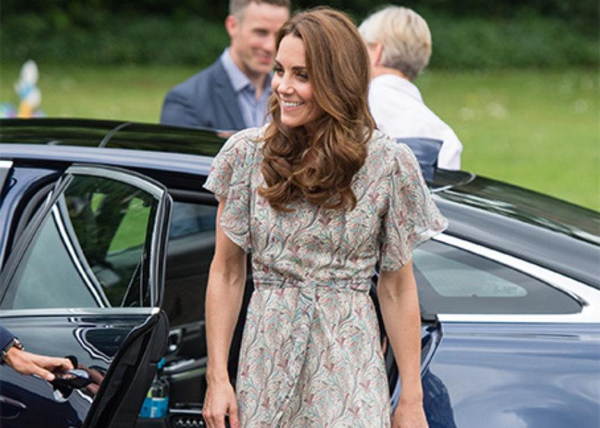 H Κate Middleton μόλις φόρεσε το τέλειο καλοκαιρινό σύνολο! | tlife.gr