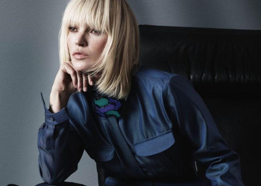 H Kate Moss συνεργάζεται πρώτη φορά με τον Armani!Δες φωτογραφίες από την campaign | tlife.gr