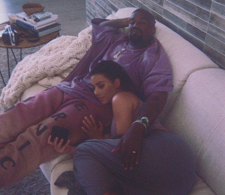 Kim Kardashian: Μας δείχνει για πρώτη φορά το πρόσωπο του νεογέννητου γιου της! Φωτογραφία | tlife.gr
